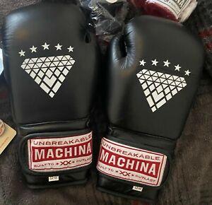 Machina 12 oz boxing gloves Leather NEW