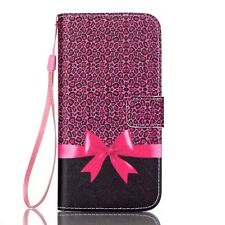 Pattern Wallet Card Leather Flip Stand Case Cover For Samsung Galaxy S7 /S7 Edge