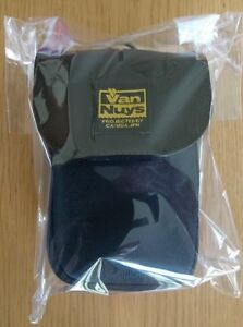 VanNuys Semi-flap carrying case twin pocket for Astell & Kern AK380 AK320 AMP