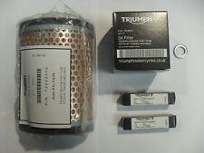 Triumph America/Speedmaster Service Kit Mit Filter Original Teile