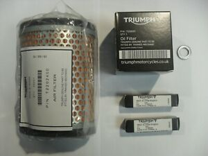 TRIUMPH AMERICA / SPEEDMASTER SERVICE KIT with Filters GENUINE PARTS