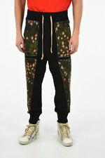 Vivienne Westwood Men's Camouflage Don't Get Killed Trousers Size S