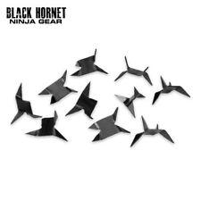 Black Hornet Ninja Caltrop Tashibishi 10-Pack, New!