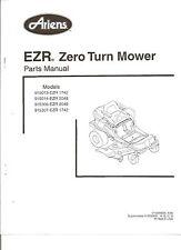 Arens EZR manual
