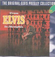 ELVIS PRESLEY From Elvis In Memphis CD 12 Track (sp5031) EUROPE Rca 2000