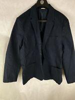 Goodthreads Men's Navy Blue Blazer Coat Nwt Soze XL