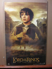 Lord of the rings the two towers  movie poster Original 2002 684