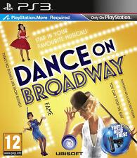 DANCE On Broadway PS3 MOVE * in ottime condizioni *