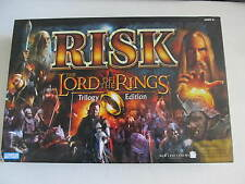 RISK LORD OF THE RINGS TRILOGY EDITION 100% COMPLETE with RING 2003