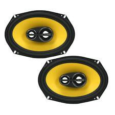"JL Audio C1-690tx C1 Series 6"" x 9"" 3-Way Coaxial Car Audio Speakers 6x9 New"