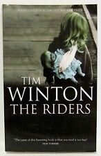 The Riders Tim Winton 2008 PB VGC  Great story Fiction book