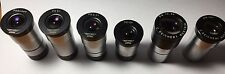 Lot of (6) REICHERT of AUSTRIA Microscope Eyepieces - Nice condition