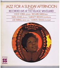 LP JAZZ FOR A SUNDAY AFTERNOON VOL 4