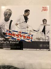 Busted - Who's David - CD Single