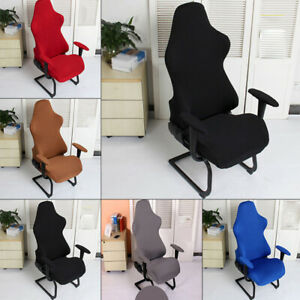Stretchy Back Office Chair Covers For Computer Chair/Desk Chair Home Office