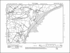 Pagham, Church Norton, old map Sussex 1912: 73SE repro