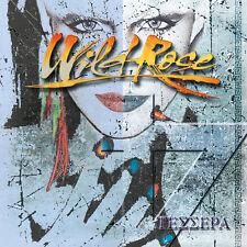 WILD ROSE-4 CD 300 Numbered Hellenic Press+2 Bonus,Dokken,Def Leppard,Pretty Mai