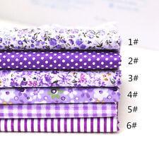 Purple Pink StudioE Abstract Sold by 1//2 Yard White Aqua Fabric #2471