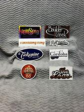 Acoustic Guitar Sticker LOT<>Taylor<>Breedlove<>Takamine