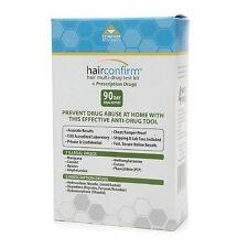 Hair Confirm Hair Follicle Multi-Drug Testing Kit for 12 Drugs - Free Shipping!