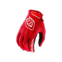 Troy Lee Designs Air Gloves TLD Motocross MX MTB BMX DIRT BIKE DH DOWNHILL RED