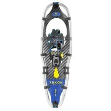 Yukon Charlie's Elite Spin Snowshoes - Men's 9x30 (up to 250lbs) - Blue