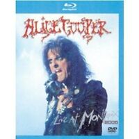 "ALICE COOPER ""LIVE AT MONTREUX 2005""  BLU-RAY NEUF"