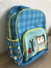 Barnes and Noble Owl Backpack With Mini Lunch Tote