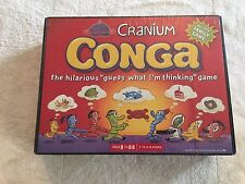 """Brand New Conga Cranium the hilarious """"guess what I'm thinking"""" game"""
