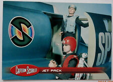 CAPTAIN SCARLET - Individual Trading Card #26, Jet Pack - Unstoppable Cards 2015