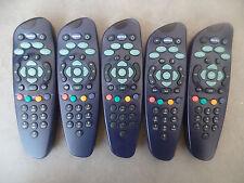 5 x USED Genuine Foxtel Remote Controller Control URC1633R00-00