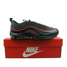 "Nike Air Max 97 ""Valentines"" Shoes Black Red NEW CU9990-001 Womens Multi Size"