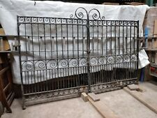 Driveway gates,used