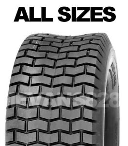 All Tyre Sizes | Ride On Lawn Mower Tyres  Garden Tractor Turf Tyres & Tube sets