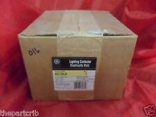New GE 463L20AJA 2P 120V Electrically Held Lighting Contactor CR460B CR 463 NIB