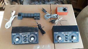 Codar Tec-88 00 Gauge Model Railway Power Controller & Simulator Spares Repair