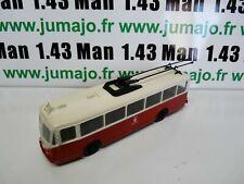 PL170H 1/72 IXO IST déagostini POLOGNE BUS autocar : VETRA VRBH electrique