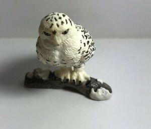 SCHLEICH 14671 Snowy Owl Bird - RETIRED