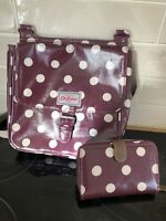 Cath kidston Bag And Purse Used Once So Excellent Condition