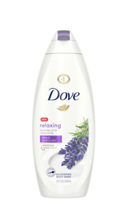 New Dove Relaxing Body Wash, Lavender Oil and Chamomile, 22 Fl. Oz.