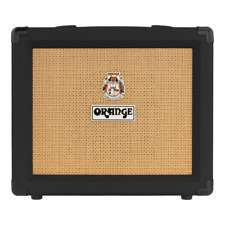 Orange Crush 20 BK (Black) Twin Channel Guitar Combo Amp 1x8 20W Amplifier