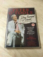Jeffrey Bernard Is Unwell (DVD, 2000) Peter O'Toole