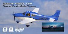 Eflite E-flite Cirrus SR22T 1.5M BNF Basic Scale Park Flyer RC Airplane EFL5950