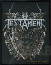 "Testament "" Shield "" Patch/Sew-on Patch 601882 #"