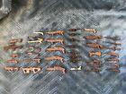 Lot Of 3 3/4 Gi Joe Elite Force Chap Mei Action Figure Shotguns For Sale