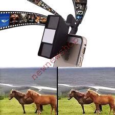 Mini 3D Photograph Stereoscopic Camera Lens for HTC ONE M8 M9 LG G2 G3 G4 G5 G6