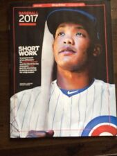 Baseball 2017-Chicago Tribune Insert-MLB Previews,Predictions,Articles-47 Pages