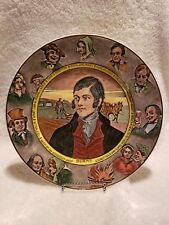 Royal Doulton Robert Burns Plate