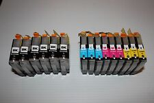 15 Pack LC203 XL Ink Set For Brother LC201 MFC-J460dw MFC-J480dw MFC-J485dw