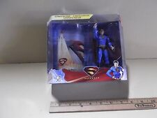 "Superman Returns The Power of Vision Gift Pack 6""in Figure w/Cup 2006 Mattel"